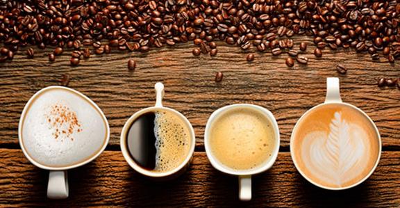 зерновой белый кофе