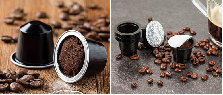кофе в капсулах какие бывают